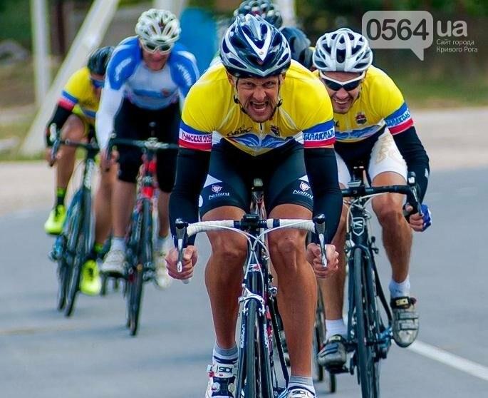 Криворожанин Николай Дроник стал чемпионом Украины по велоспорту в индивидуальной гонке , фото-1