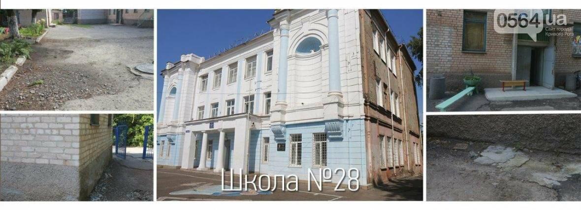 Фасады, крыши и спортзал, - Константин Усов назвал пять школ и детский сад, в которых сделают ремонт , фото-1