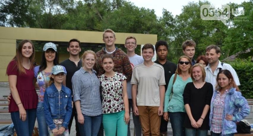 Американские волонтеры помогают криворожанам совершенствовать английский (ФОТО), фото-2