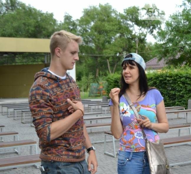 Американские волонтеры помогают криворожанам совершенствовать английский (ФОТО), фото-3
