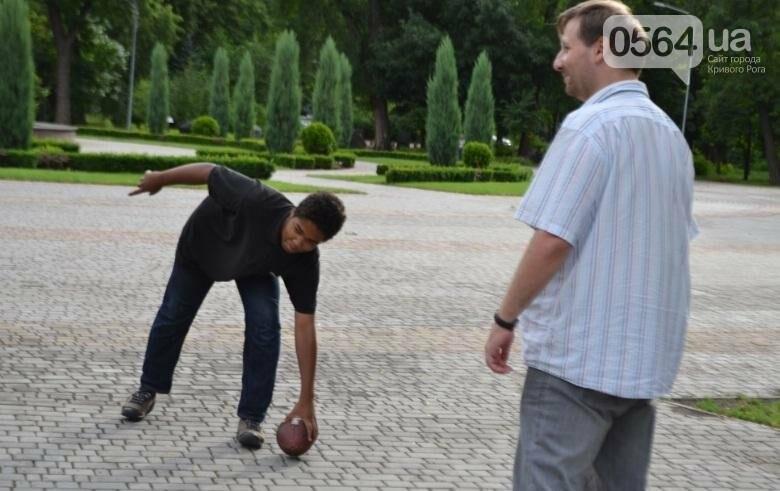 Американские волонтеры помогают криворожанам совершенствовать английский (ФОТО), фото-4