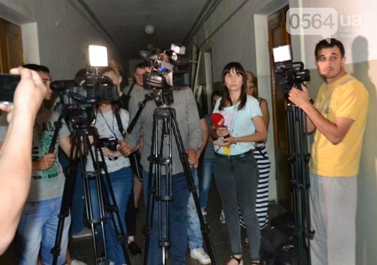 Инструктору, ранившему криворожского журналиста, суд определил 2 месяца ареста или 400 тысяч залога (ФОТО), фото-10