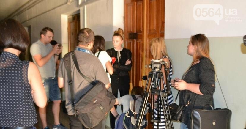 Инструктору, ранившему криворожского журналиста, суд определил 2 месяца ареста или 400 тысяч залога (ФОТО), фото-11