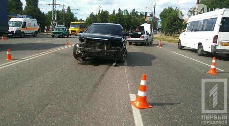 В Кривом Роге три человека пострадали в ДТП на Сичеславской (ФОТО), фото-3