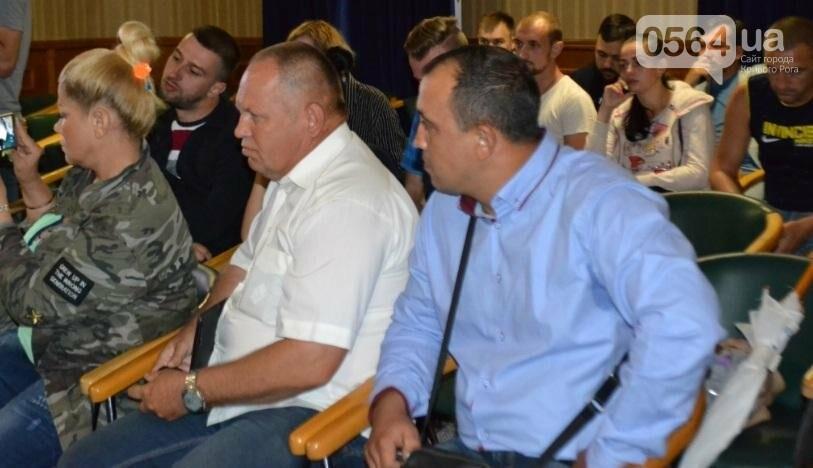 Участники пресс-конференции: Криворожская трагедия - сигнал об угрозе национальной безопасности Украины (ФОТО), фото-6