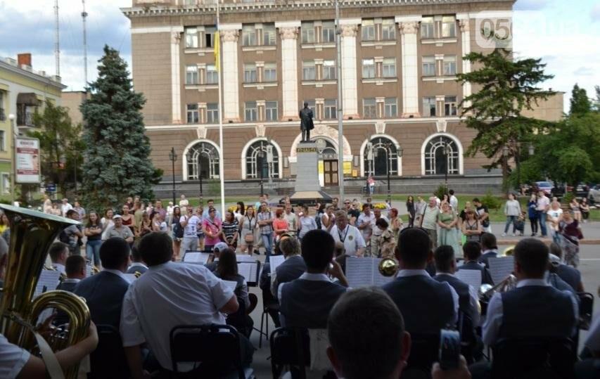 Кто выступал в выходные на проспекте Почтовом в Кривом Роге? (ФОТО), фото-13