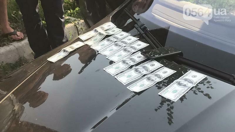 На Днепропетровщине полковник полиции попался на взятке  (ФОТО, ВИДЕО), фото-2