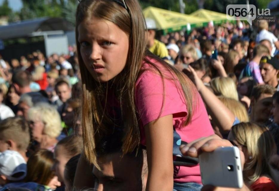 В Кривом Роге отмечают День металлургов и горняков (ФОТО), фото-17