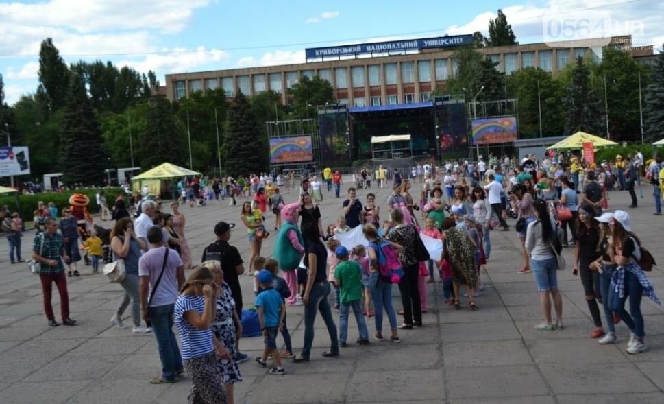 В Кривом Роге отмечают День металлургов и горняков (ФОТО), фото-6