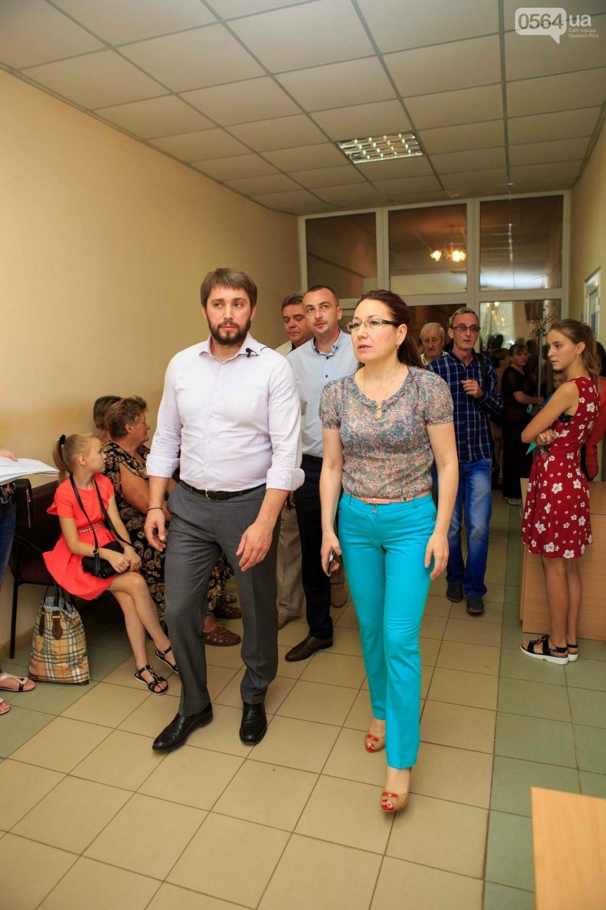 Центральный ГОК  выделил 1,7 миллиона на ремонт медицинских учреждений Петровского района, фото-4
