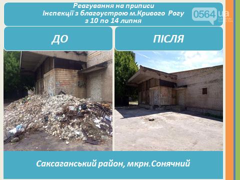 Инспекция по благоустройству Кривого Рога наказала частные ЖЭКи (ФОТО), фото-7