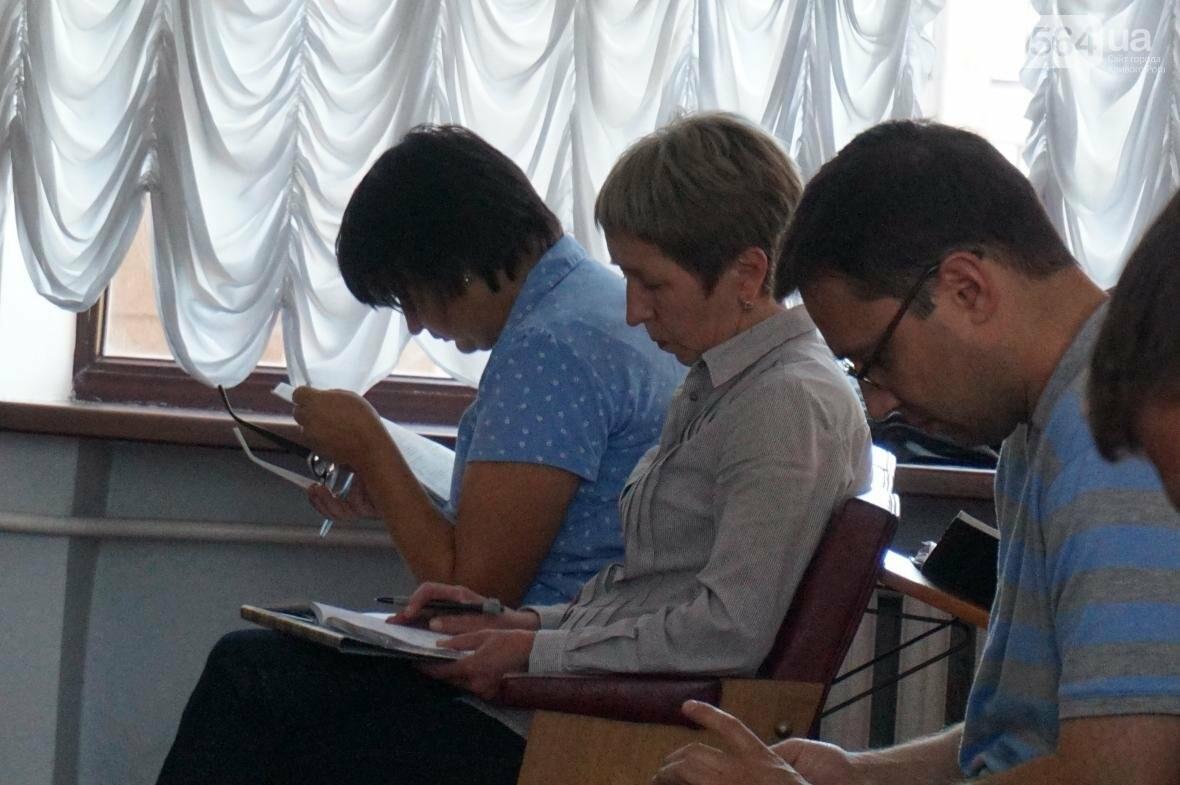 Экс-заммэра предложил криворожским школам и больницам искать альтернативные источники отопления (ФОТО), фото-9