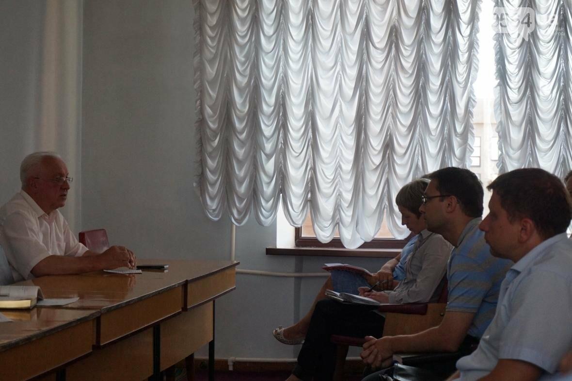 Экс-заммэра предложил криворожским школам и больницам искать альтернативные источники отопления (ФОТО), фото-11