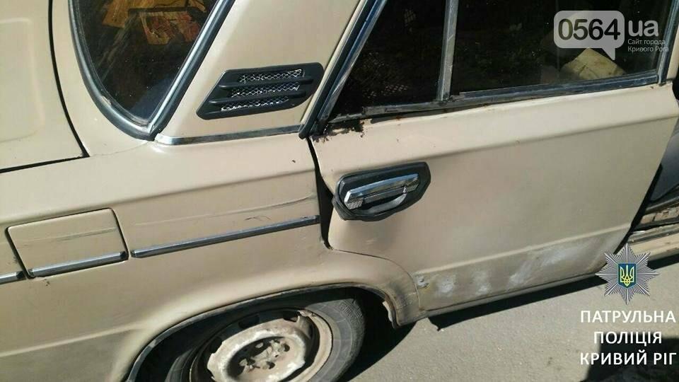 Пьяный криворожанин угнал автомобиль товарища (ФОТО), фото-2