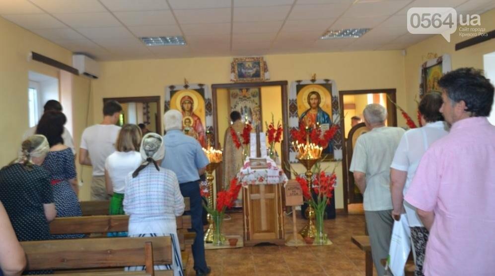 В Кривом Роге в храмах УГКЦ проходят богослужения по случаю 1029-летия Крещения Киевской Руси, фото-4