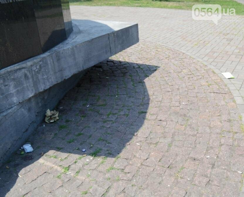 Как выглядит сегодня единственный в Кривом Роге памятник жертвам Голодомора (ФОТО), фото-5