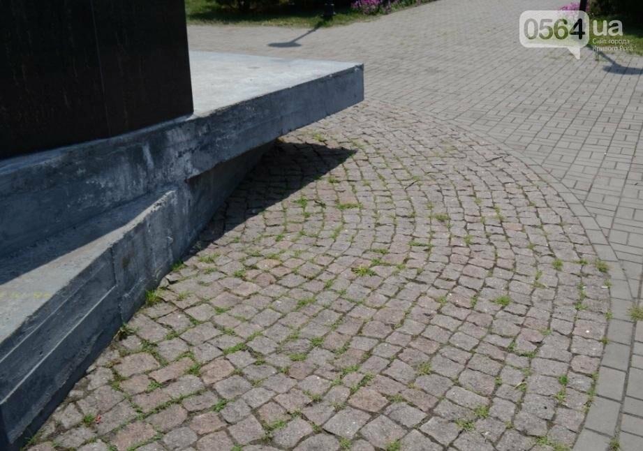 Как выглядит сегодня единственный в Кривом Роге памятник жертвам Голодомора (ФОТО), фото-7