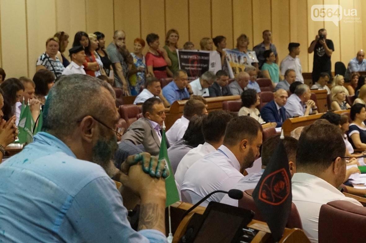 Секретарь горсовета не знает, кто рискнул облить зеленкой депутата, зная его характер (ФОТО), фото-6