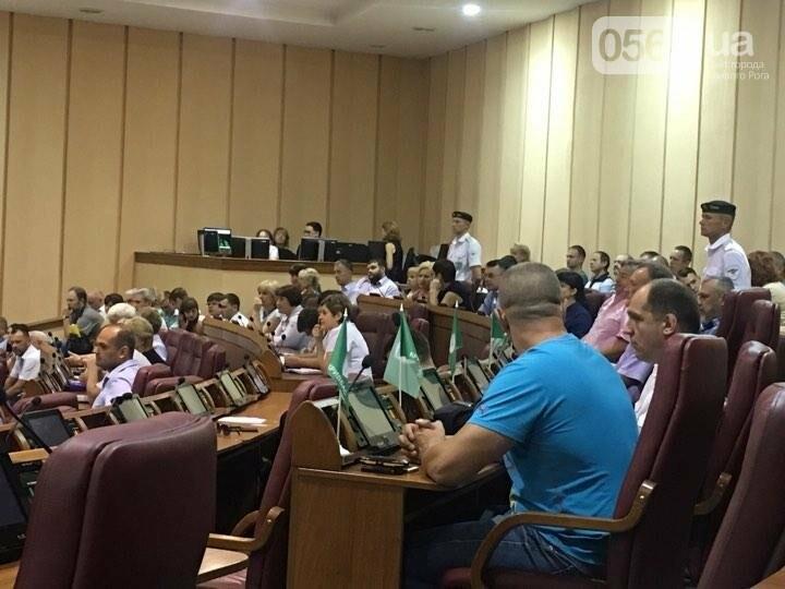 В Кривом Роге проходит пленарное заседание сессии горсовета (ФОТО), фото-5
