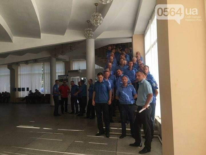 В Кривом Роге проходит пленарное заседание сессии горсовета (ФОТО), фото-3