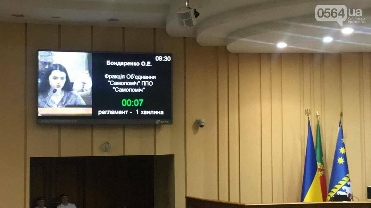 Криворожские депутаты не поддержали исполкомовский проект решения о благоустройстве (ФОТО), фото-1
