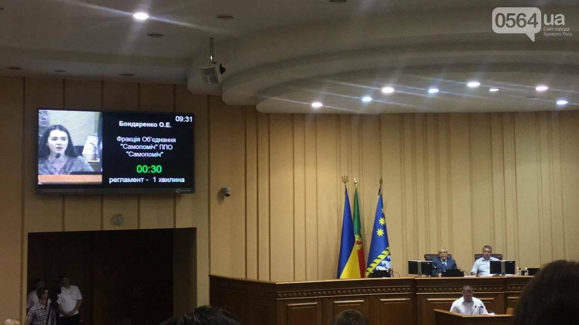 Криворожские депутаты не поддержали исполкомовский проект решения о благоустройстве (ФОТО), фото-3