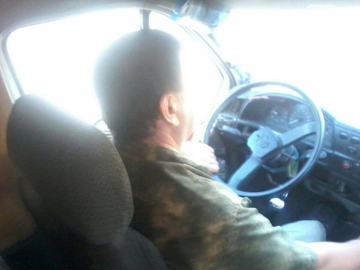 В криворожской маршрутке бойцу АТО отказали в льготном проезде, назвав мародером (ФОТО), фото-3