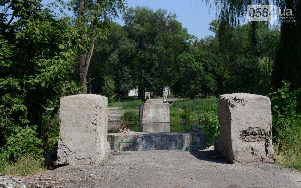 В каком из криворожских парков господствуют тишина, укромность и разруха? (ФОТО), фото-28