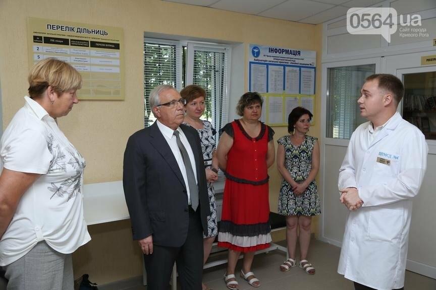 После капремонта в Кривом Роге открылась амбулатория (ФОТО), фото-3
