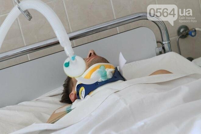 Чтобы спасти тяжело раненого криворожского журналиста, необходимо несколько миллионов (ФОТО, ВИДЕО), фото-11