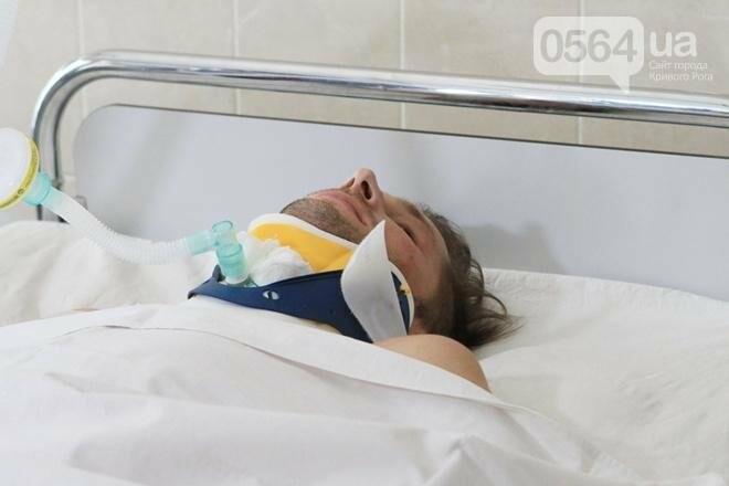 Чтобы спасти тяжело раненого криворожского журналиста, необходимо несколько миллионов (ФОТО, ВИДЕО), фото-9