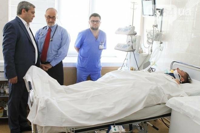 Чтобы спасти тяжело раненого криворожского журналиста, необходимо несколько миллионов (ФОТО, ВИДЕО), фото-4