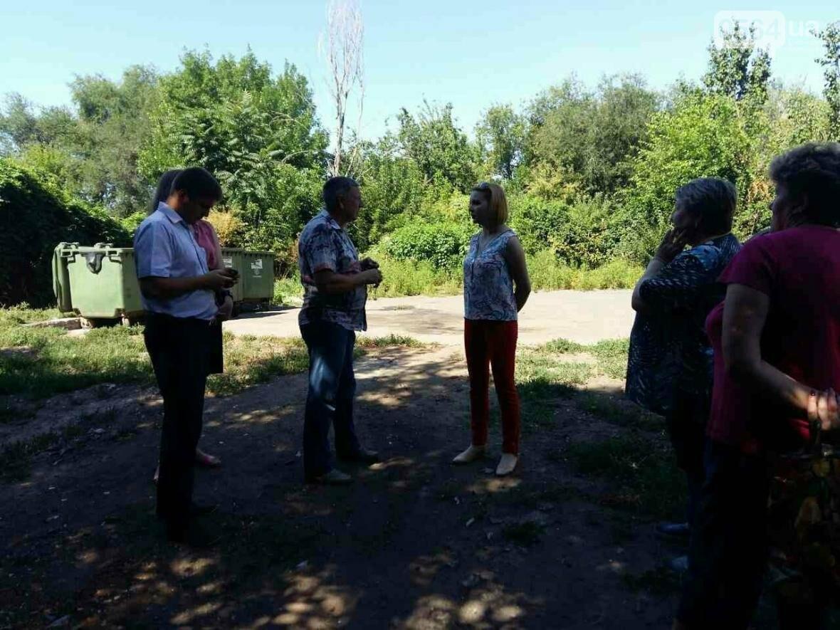 В Кривом Роге проверили мусорные площадки (ФОТО), фото-2