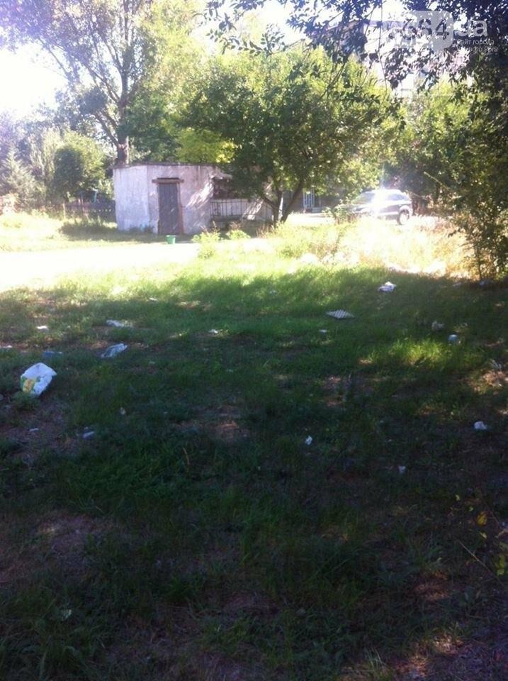 В Кривом Роге проверили мусорные площадки (ФОТО), фото-1