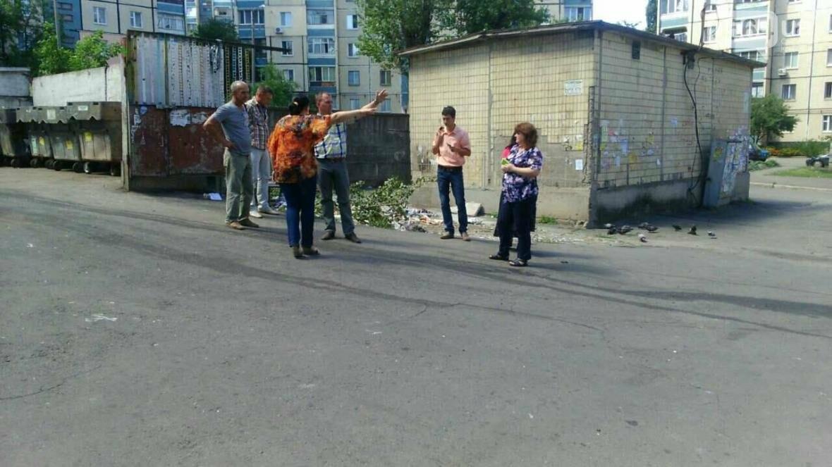В Кривом Роге проверили мусорные площадки (ФОТО), фото-8