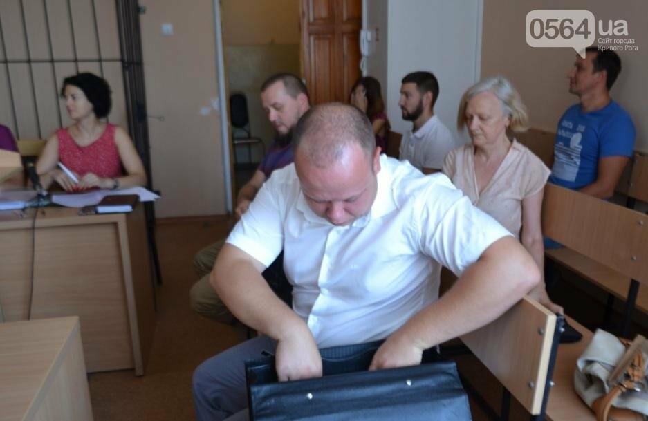 Бывайте здоровы: Криворожский судья  объявил перерыв по делу о скандальной петиции (ФОТО), фото-9