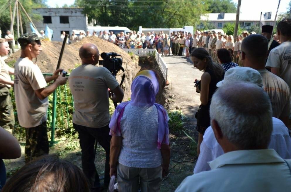 В Криворожском районе торжественно похоронили останки 63-х воинов Красной армии (ФОТО), фото-24