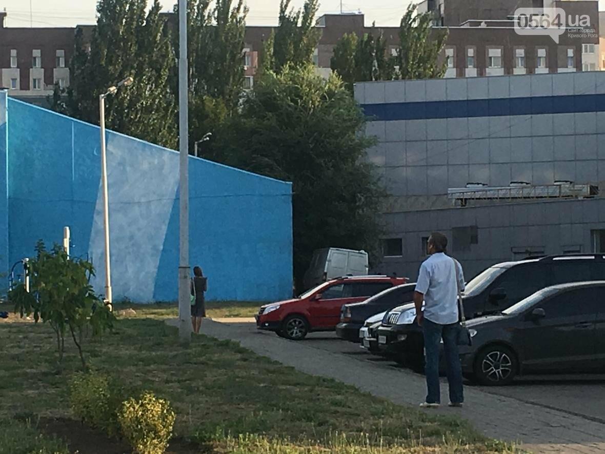 """""""Лысеющий младенец"""": Криворожане шокированы первым муралом в городе  (ФОТО), фото-16"""