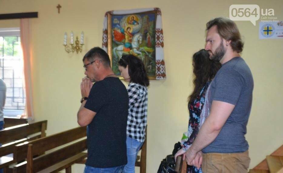Ему бы было 49: В день рождения Кузьмы Скрябина в Кривом Роге прошла литургия, фото-4