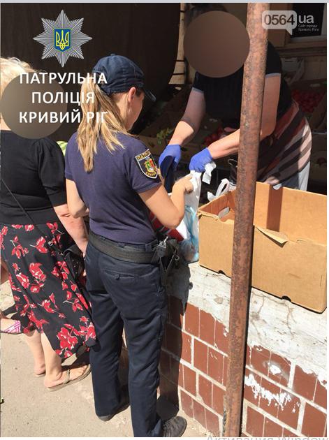 В Кривом Роге старушка не могла выйти из дома и 2 дня сидела голодная (ФОТО), фото-2