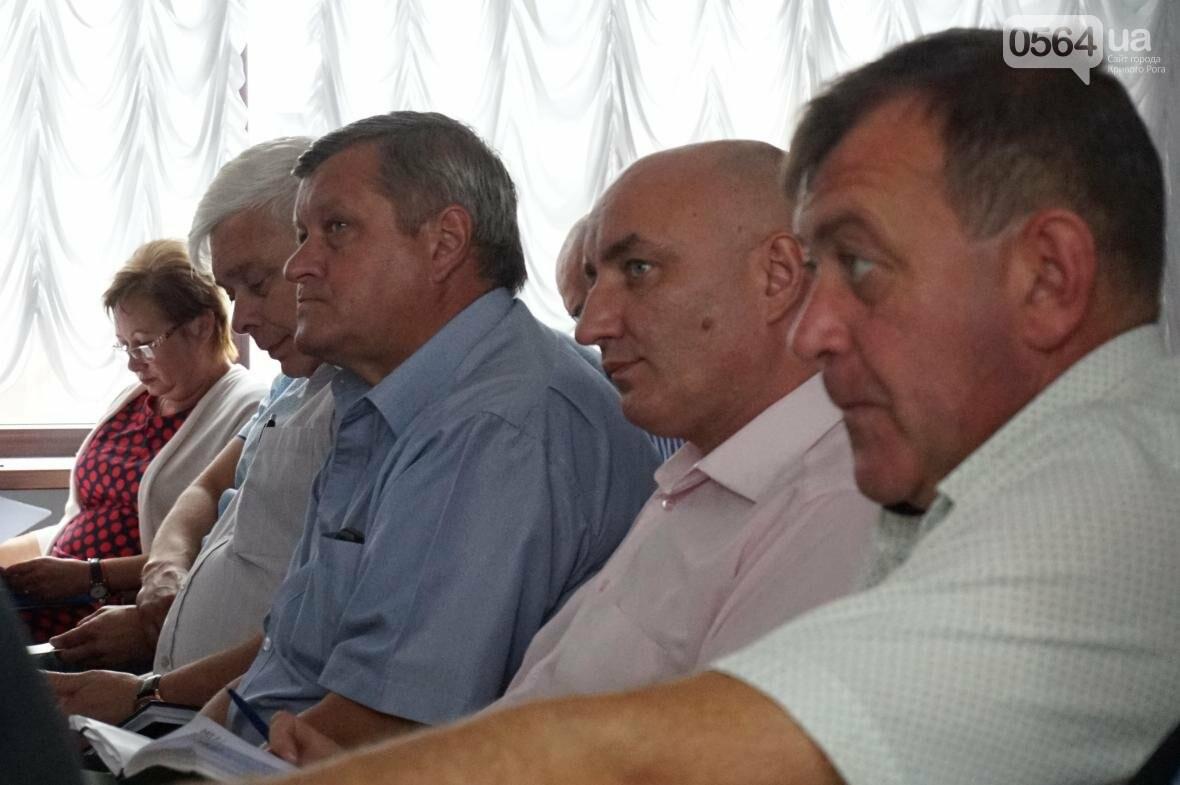 """В """"Криворожтеплоцентрали"""" напомнили чиновникам, где находится  главный должник  предприятия  (ФОТО), фото-12"""