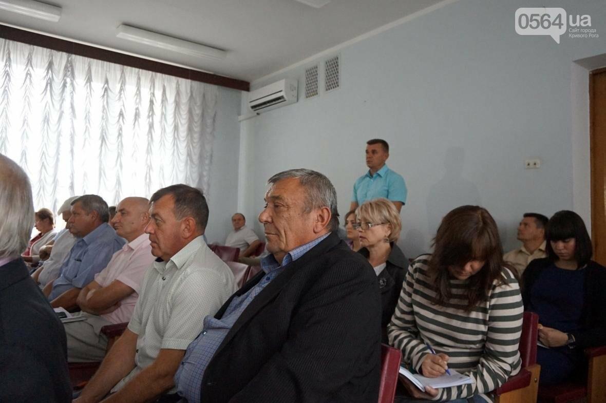 """В """"Криворожтеплоцентрали"""" напомнили чиновникам, где находится  главный должник  предприятия  (ФОТО), фото-6"""