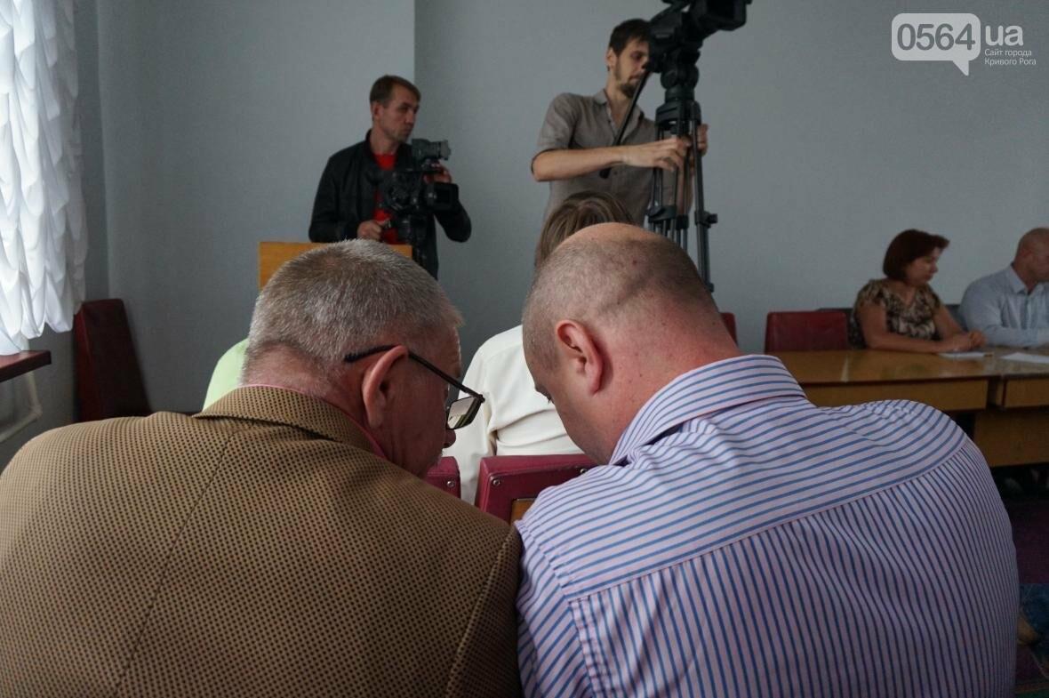 """В """"Криворожтеплоцентрали"""" напомнили чиновникам, где находится  главный должник  предприятия  (ФОТО), фото-7"""