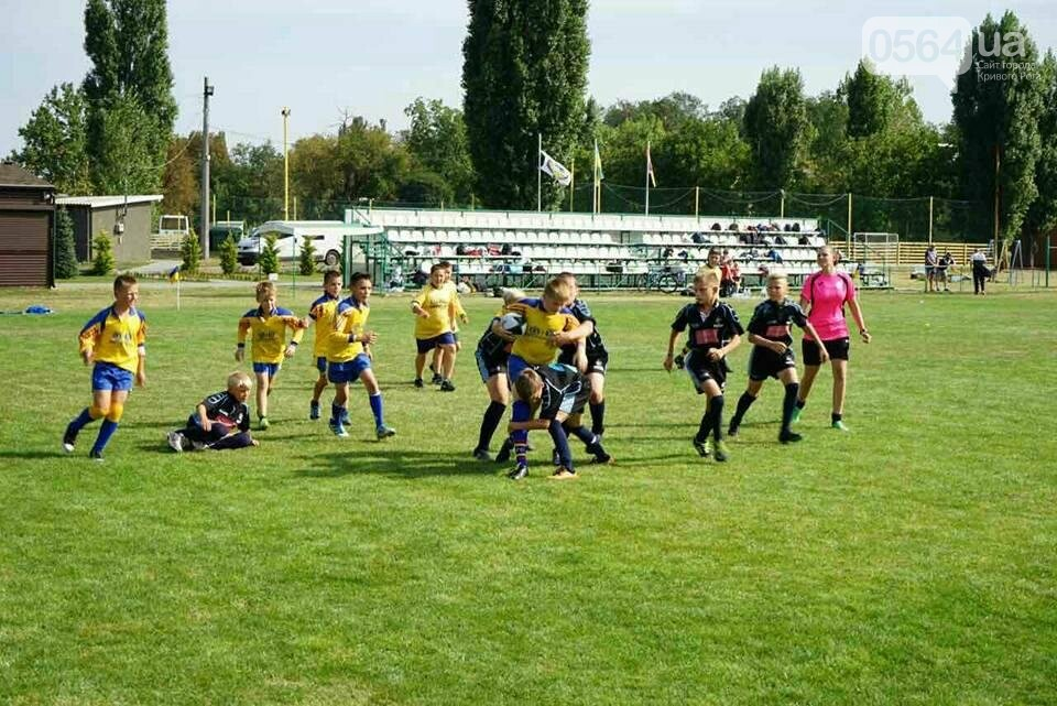 Юные криворожские регбисты сенсационно сыграли в финале чемпионата Украины  (ФОТО), фото-5