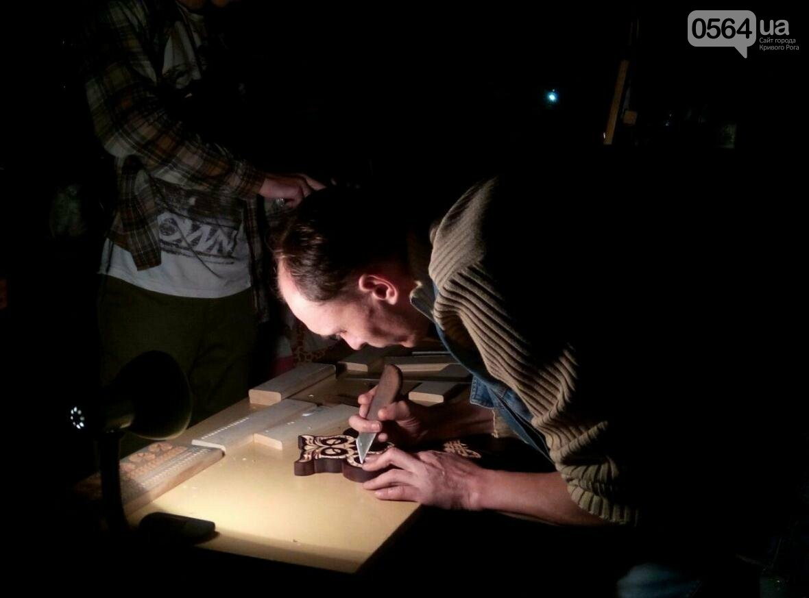 В Кривом Роге состоялся уникальный ночной фестиваль (ФОТО), фото-4