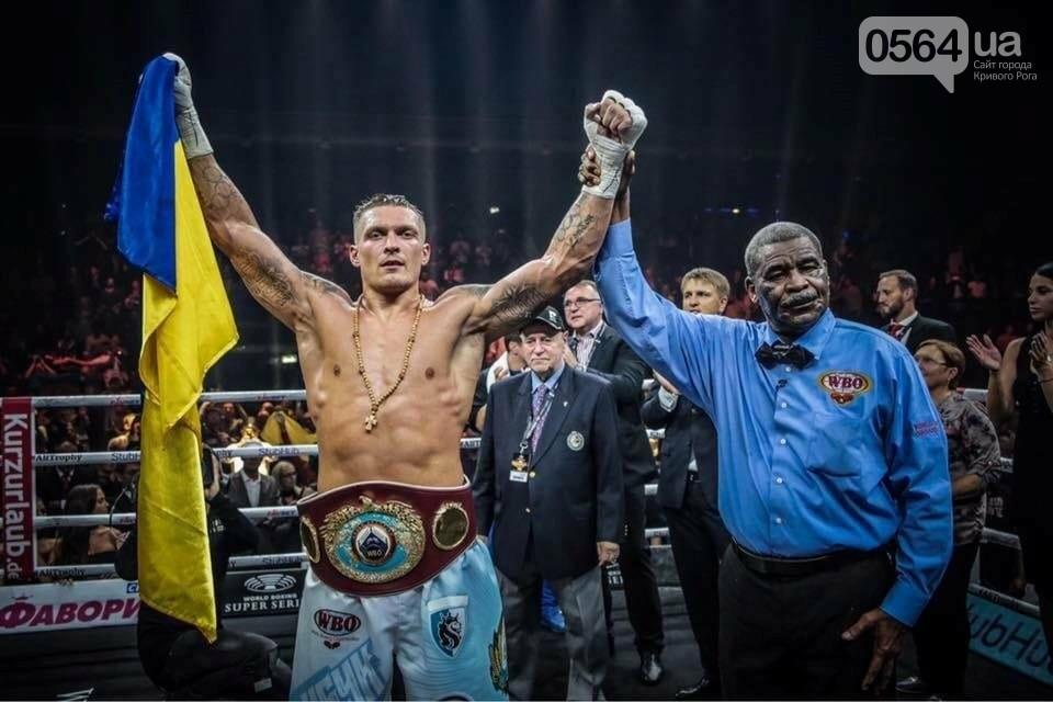 Усик нокаутировал немецкого боксера в четвертьфинале Всемирной суперсерии бокса, фото-7