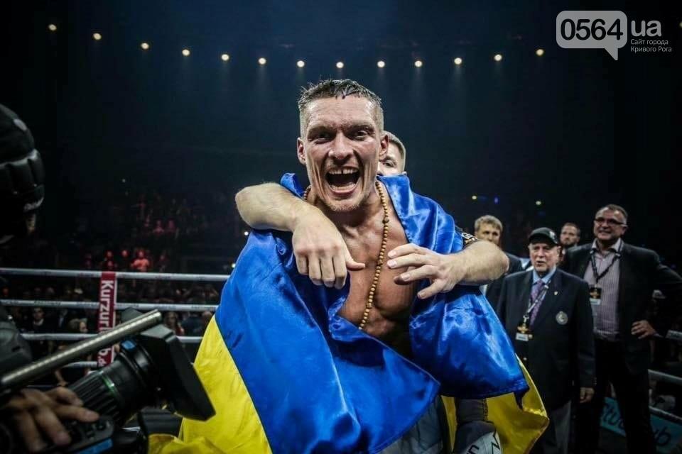 Усик нокаутировал немецкого боксера в четвертьфинале Всемирной суперсерии бокса, фото-3