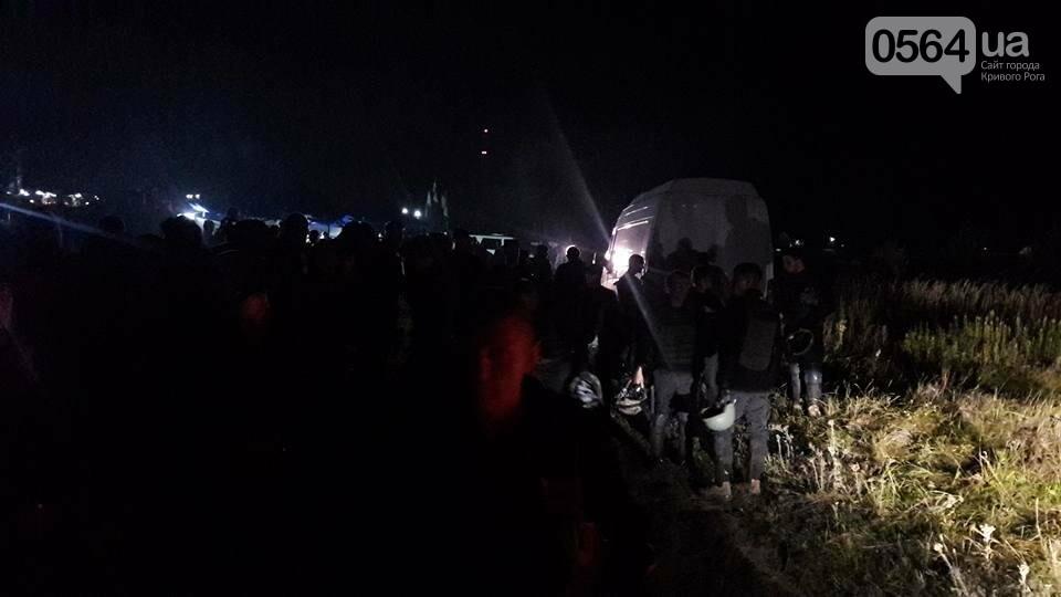 Криворожане прибыли в Краковец встречать Саакашвили (ФОТО) (ВИДЕО) (ОБНОВЛЕНО), фото-8