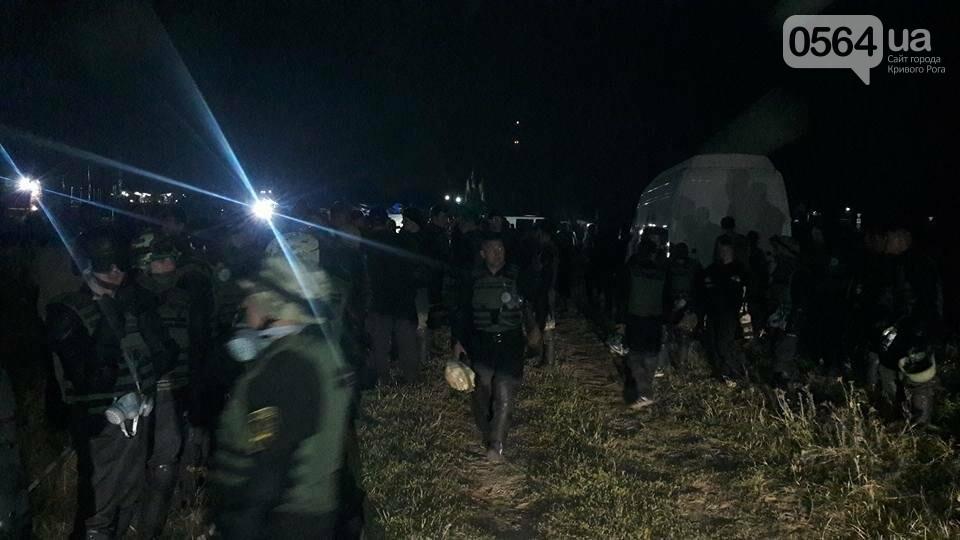 Криворожане прибыли в Краковец встречать Саакашвили (ФОТО) (ВИДЕО) (ОБНОВЛЕНО), фото-9