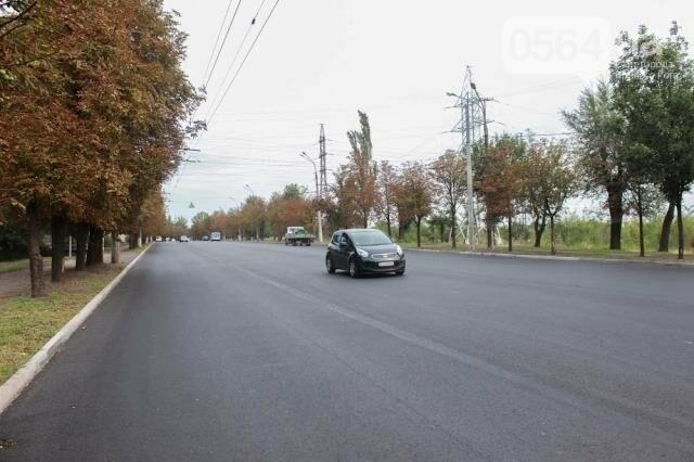 В ОГА рассказали о ремонте двух самых длинных улиц Кривого Рога (ФОТО), фото-10